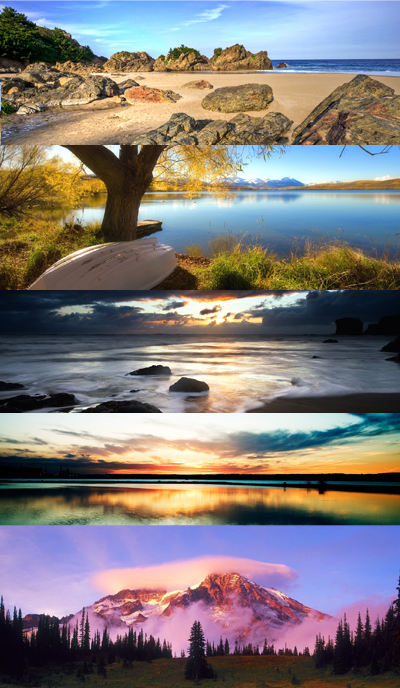 200 Real World Nature Wallpapers